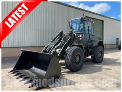 modsurplus - ex military vehicle - Caterpillar IT28B Wheeled Loader - MoD Ref: 50388