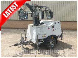 modsurplus - ex military vehicle - SMC TL90 Lighting Tower - MoD Ref: 50394