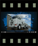 Video of Foden MWAD 8x6 Tanker truck
