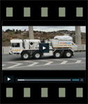 Video of Faun SLT-50 8x8 Trucks