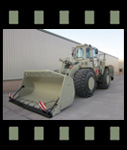 Video of Caterpillar Wheeled Loader 972G Armoured Plant