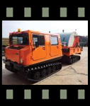 Video of Hagglunds Bv206 Load Carrier with MaxiLift PH270 Crane