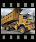 Video of Foden 6x6 Dumper