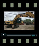 Video of Caterpillar Tracked Excavator 336DL 2011