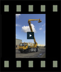 Video of Iveco Eurocargo Access Platform (Cherry Picker)