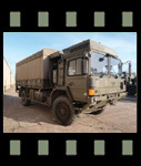 Video of MAN HX60 18.330 4x4 Drop Side Cargo Truck
