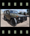 Video of Mercedes Benz G wagon 250 Wolf