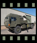 Video of MAN HX60 18.330 4x4 Crane Truck