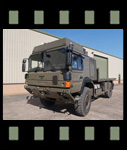 Video of MAN HX60 18.330 4x4 Flatbed Cargo Truck (UNUSED)